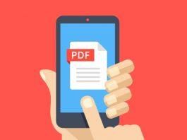 pdf téléphone