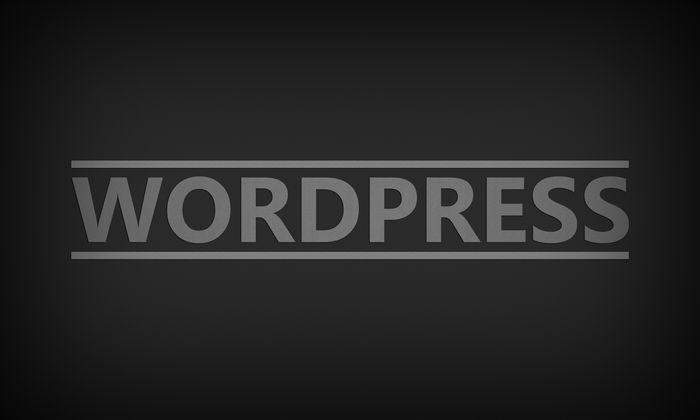 Menu non cliquable sous WordPress